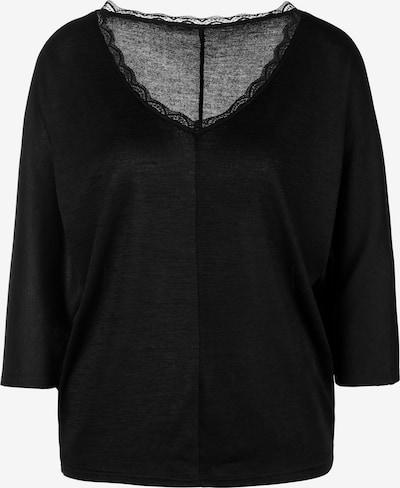 LASCANA Shirt in Black, Item view