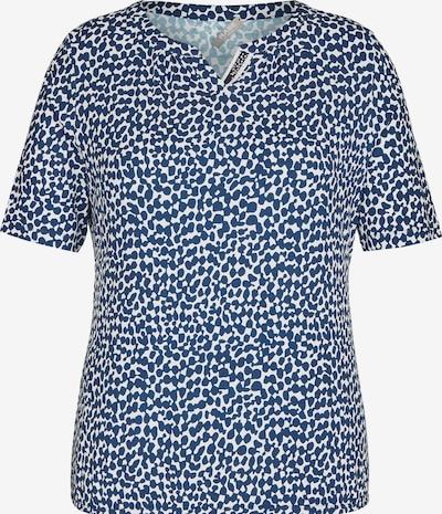 Rabe Shirt in rauchblau / weiß, Produktansicht