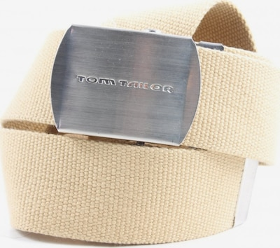 TOM TAILOR Belt in XS-XL in Cream, Item view