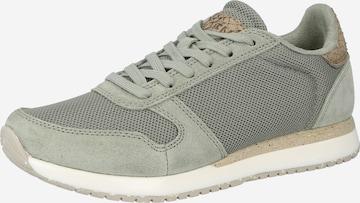 WODEN Sneakers 'Ydun Fifty' in Green
