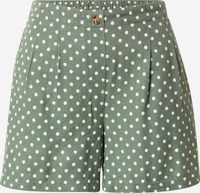 VERO MODA Shorts 'ASTIMILO' in creme / jade, Produktansicht