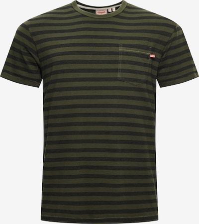 Superdry Shirt in de kleur Groen: Vooraanzicht