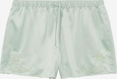 VIOLETA by Mango Pyjama-Shorts 'Somni-i' in mint, Produktansicht