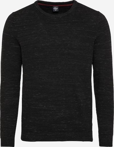 s.Oliver Пуловер в черно, Преглед на продукта