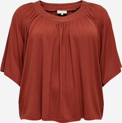 ONLY Carmakoma Blouse in Brown, Item view