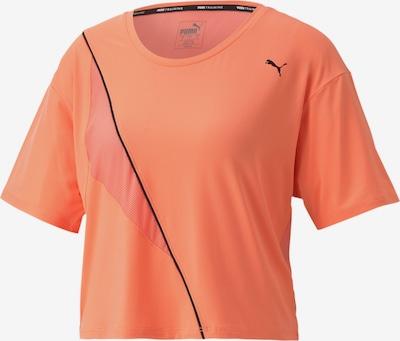PUMA Functioneel shirt in de kleur Sinaasappel, Productweergave