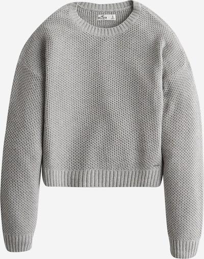 HOLLISTER Пуловер в светлосиво, Преглед на продукта
