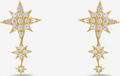 MOSUO JEWELLERY Earrings 'Polestar' in gold, Item view