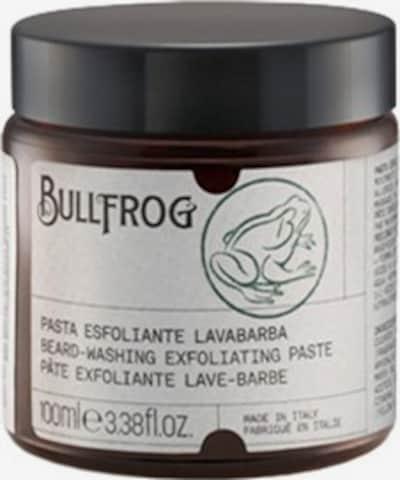 BULLFROG Beard Shampoo 'Exfoliating Paste' in White, Item view
