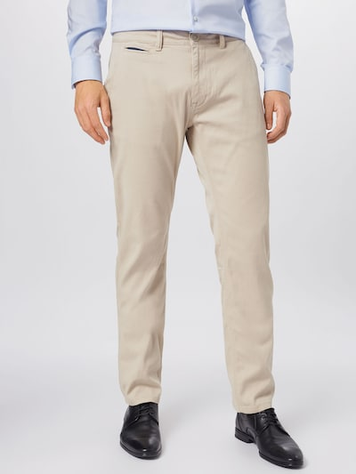 TOM TAILOR Chino in de kleur Beige, Modelweergave