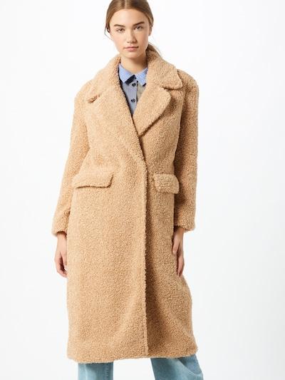 Rudeninis-žieminis paltas iš Rich & Royal , spalva - ruda, Modelio vaizdas
