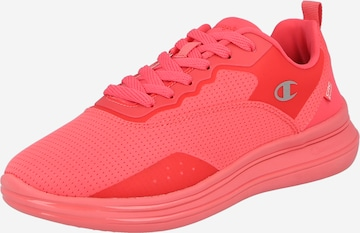Champion Authentic Athletic Apparel Sports shoe 'NYAME' in Red