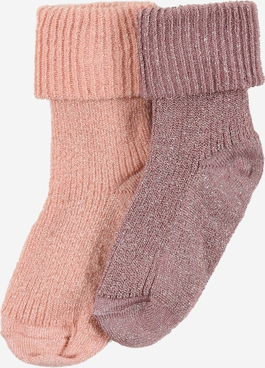 mp Denmark Socks 'Ida' in pink / rose, Item view