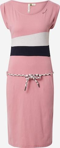 Ragwear Kleid 'Taraya' in Pink