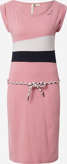 Ragwear Letné šaty 'Taraya' - ružová / čierna / biela, Produkt