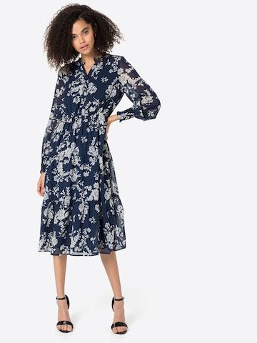 Rochie tip bluză 'MIA' de la VERO MODA pe albastru