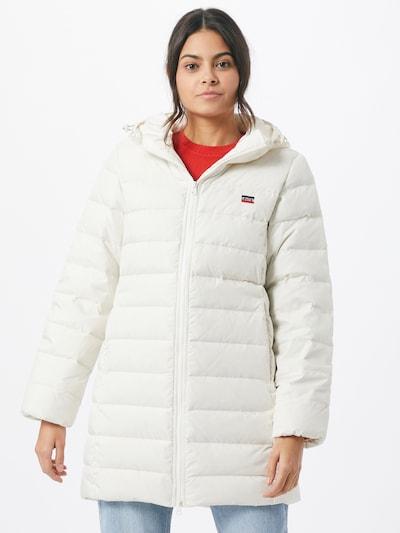 LEVI'S Mantel in weiß, Modelansicht
