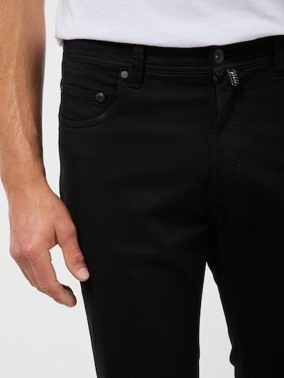 PIERRE CARDIN Broek in de kleur Zwart, Productweergave