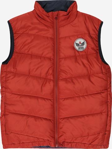NAME IT Vest 'MIRCO', värv punane