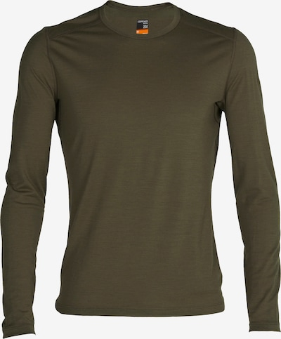 ICEBREAKER Shirt '200 Oasis' in dunkelgrün, Produktansicht