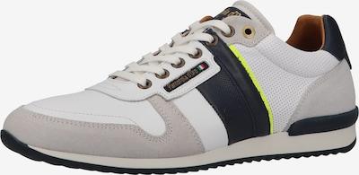 PANTOFOLA D'ORO Sneaker in marine / taupe / weiß, Produktansicht