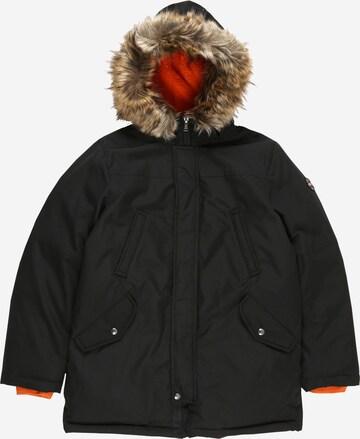 Veste d'hiver Polo Ralph Lauren en noir