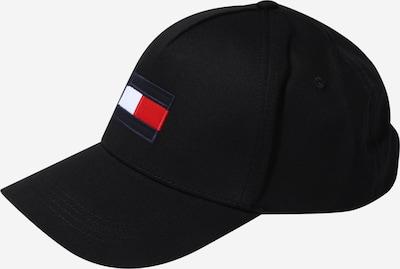 TOMMY HILFIGER Czapka z daszkiem w kolorze atramentowy / czerwony / czarny / białym, Podgląd produktu
