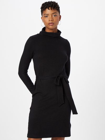 ABOUT YOU Knitted dress 'Nanni' in Black, View model