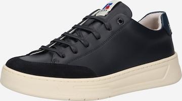Sneaker bassa 'Baltimore_Tenn x Russell Athletics' di BOSS in blu