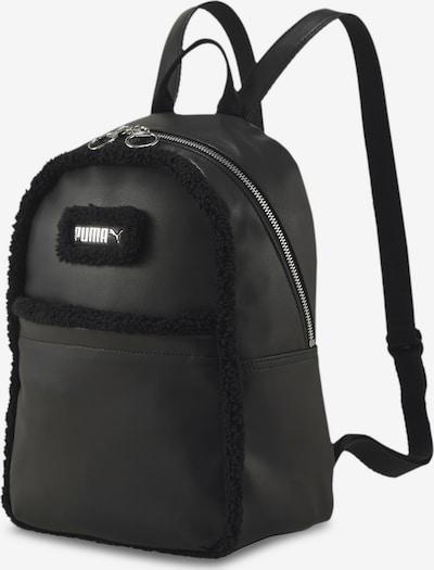 PUMA Rugzak 'Prime Premium X-Mas' in de kleur Zwart / Wit, Productweergave