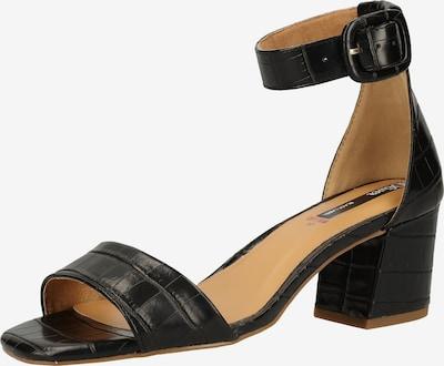 s.Oliver BLACK LABEL Sandalen in schwarz, Produktansicht