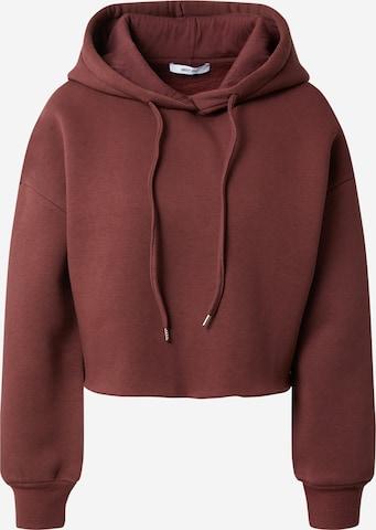 ABOUT YOU Sweatshirt 'Natascha' in Brown