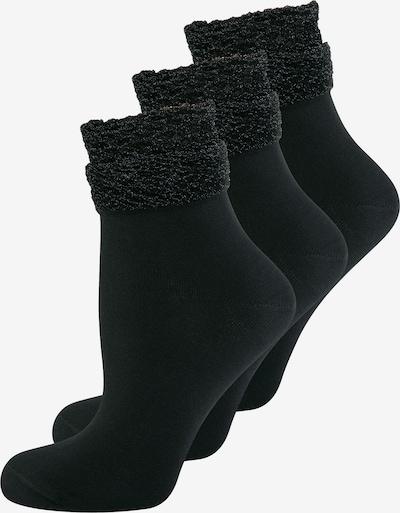 ELBEO Socks ' 3-Pack Glamour Dream ' in Black, Item view