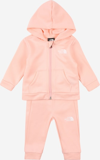 THE NORTH FACE Sportanzug in rosa, Produktansicht