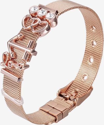 Heideman Bracelet en or rose, Vue avec produit