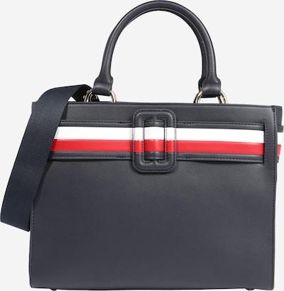 TOMMY HILFIGER Handtasche in blau / rot / weiß, Produktansicht