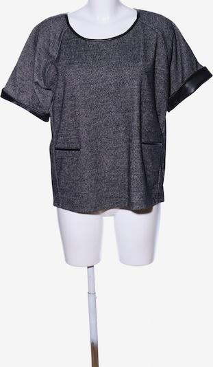 UNQ Kurzarm-Bluse in XXL in schwarz, Produktansicht