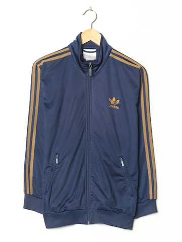 ADIDAS Jacket & Coat in XL in Blue