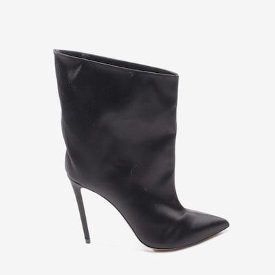 Alexandre Vauthier Stiefeletten in 39,5 in schwarz, Produktansicht