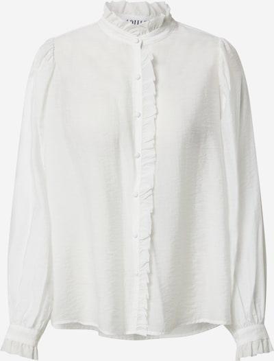 Bluză 'Rosiel' EDITED pe alb, Vizualizare produs