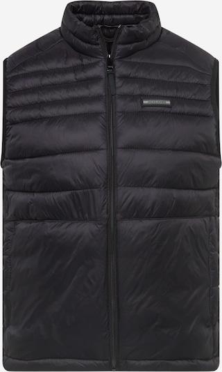 JACK & JONES Bodywarmer 'Ace' in de kleur Zwart, Productweergave