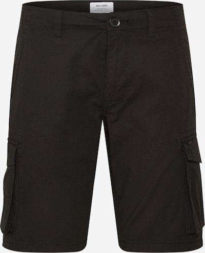 Only & Sons Shorts 'Mike' in schwarz, Produktansicht