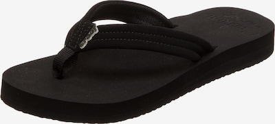 REEF Strandschuh 'Cushion Breeze' in schwarz, Produktansicht