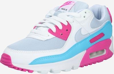 Nike Sportswear Sneaker in aqua / cyclam / weiß, Produktansicht