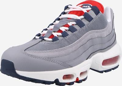 Nike Sportswear Tenisky - námořnická modř / antracitová / červená / bílá, Produkt