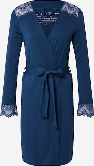 ESOTIQ Dressing gown 'EVIE' in Dusty blue, Item view