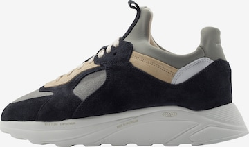 EKN Footwear Låg sneaker 'LARCH' i svart