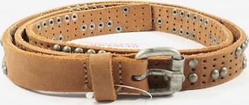 OPUS Belt in XS-XL in Brown