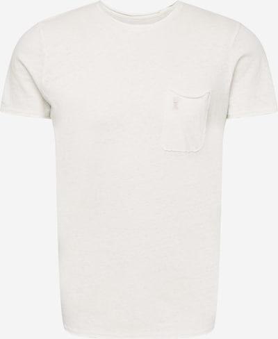 Tricou 'Ronny' Herrlicher pe alb, Vizualizare produs