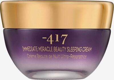 -417 Nachtcreme 'Beauty Sleeping' in weiß, Produktansicht